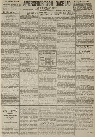 Amersfoortsch Dagblad / De Eemlander 1923-10-30