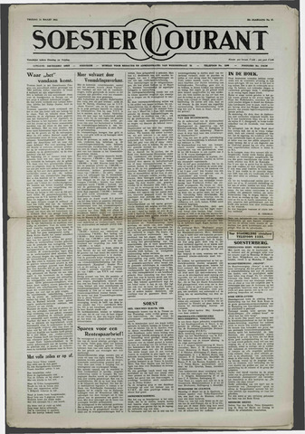 Soester Courant 1952-03-14