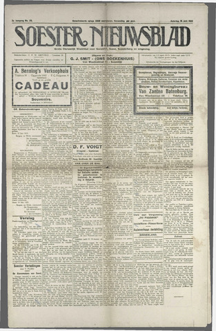 Soester Courant 1923-06-16