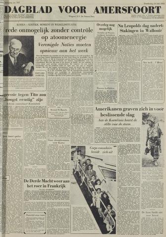 Dagblad voor Amersfoort 1950-07-13