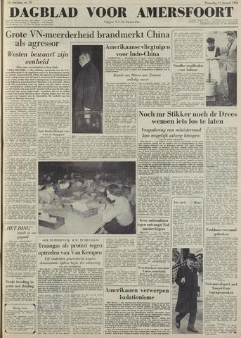Dagblad voor Amersfoort 1951-01-31