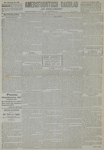 Amersfoortsch Dagblad / De Eemlander 1922-03-23