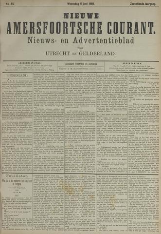 Nieuwe Amersfoortsche Courant 1888-06-06