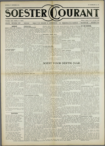 Soester Courant 1959-10-27