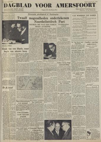 Dagblad voor Amersfoort 1949-04-05