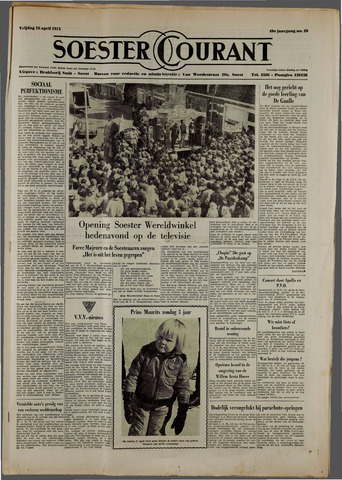 Soester Courant 1971-04-16