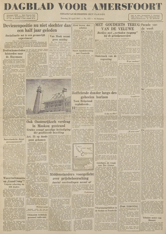 Dagblad voor Amersfoort 1947-04-19