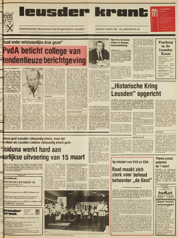 Leusder Krant 1985-03-05