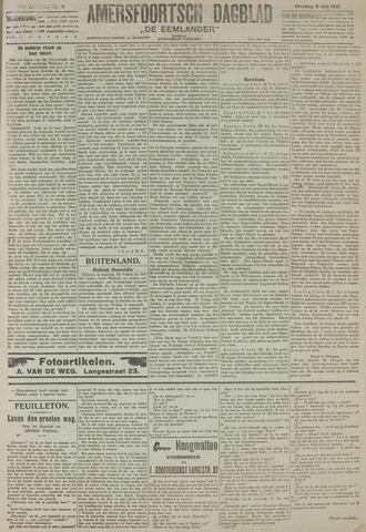 Amersfoortsch Dagblad / De Eemlander 1921-07-05