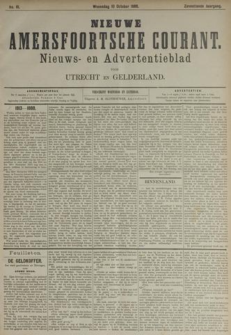 Nieuwe Amersfoortsche Courant 1888-10-10