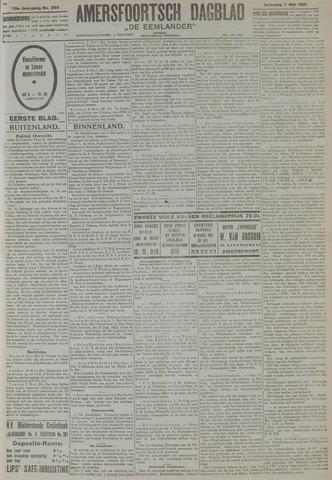 Amersfoortsch Dagblad / De Eemlander 1921-05-07