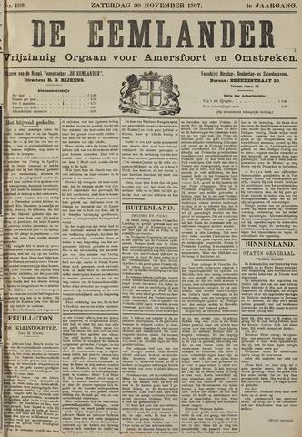 De Eemlander 1907-11-30
