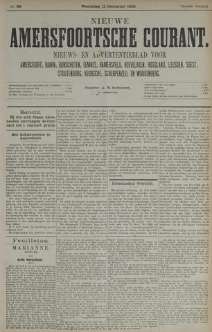 Nieuwe Amersfoortsche Courant 1883-12-12