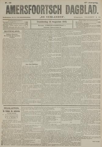 Amersfoortsch Dagblad / De Eemlander 1913-08-14