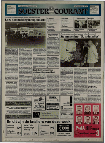 Soester Courant 1998-02-18