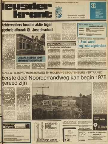 Leusder Krant 1977-10-06