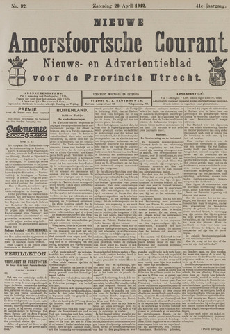 Nieuwe Amersfoortsche Courant 1912-04-20