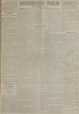 Amersfoortsch Dagblad / De Eemlander 1919-02-06