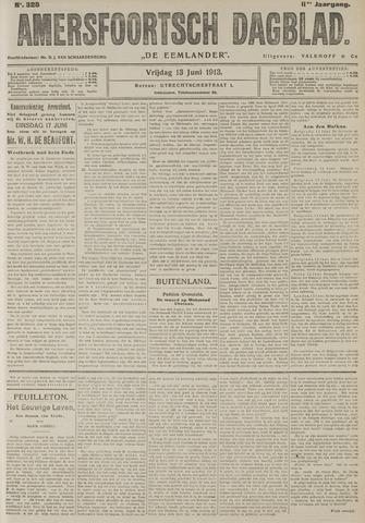 Amersfoortsch Dagblad / De Eemlander 1913-06-13