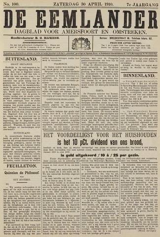 De Eemlander 1910-04-30