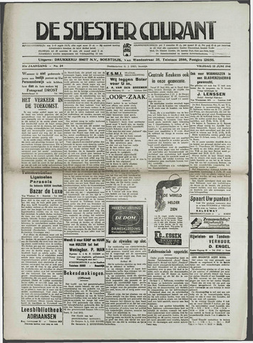 Soester Courant 1941-06-13