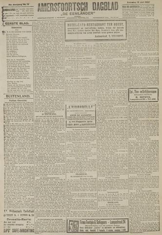 Amersfoortsch Dagblad / De Eemlander 1922-07-15