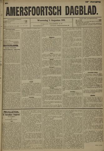 Amersfoortsch Dagblad 1911-08-02
