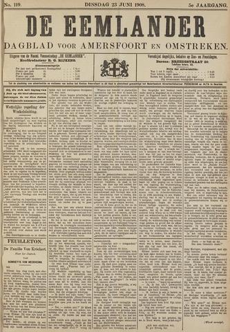De Eemlander 1908-06-23