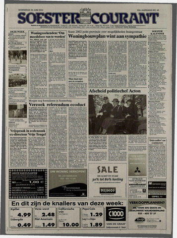 Soester Courant 2004-06-23
