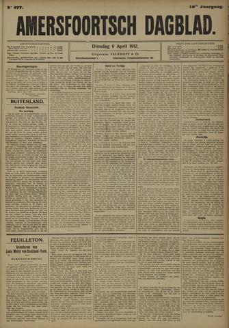 Amersfoortsch Dagblad 1912-04-09