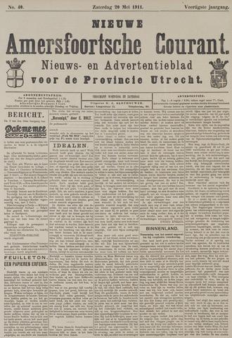 Nieuwe Amersfoortsche Courant 1911-05-20