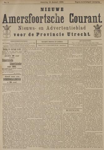 Nieuwe Amersfoortsche Courant 1900-01-13