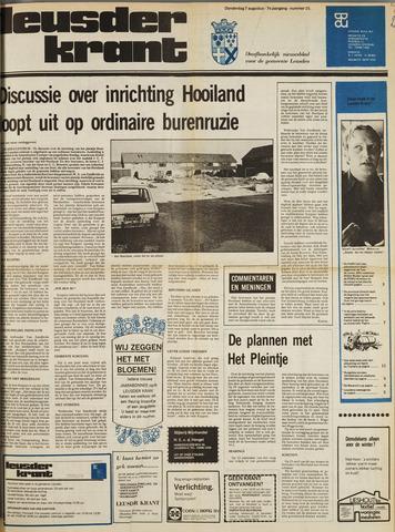 Leusder Krant 1975-08-07