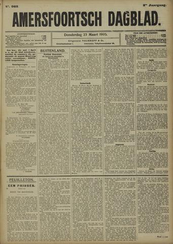 Amersfoortsch Dagblad 1905-03-23