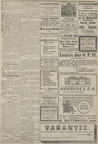 Amersfoortsch Dagblad / De Eemlander 1914-08-05