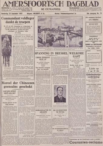 Amersfoortsch Dagblad / De Eemlander 1937-09-23