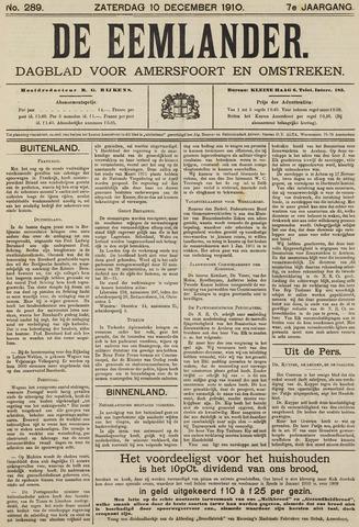 De Eemlander 1910-12-10