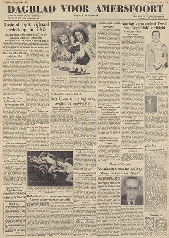 Dagblad voor Amersfoort 1948-09-25