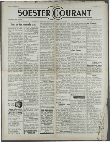 Soester Courant 1954-12-03