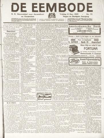 De Eembode 1925-12-11