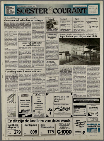 Soester Courant 1992-09-09