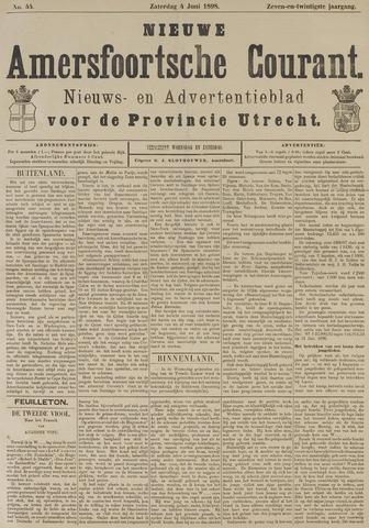 Nieuwe Amersfoortsche Courant 1898-06-04