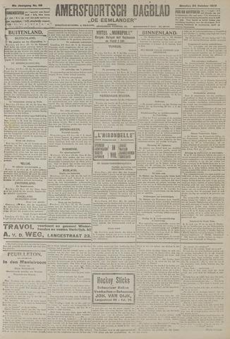 Amersfoortsch Dagblad / De Eemlander 1922-10-24