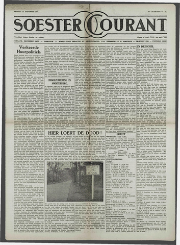 Soester Courant 1958-11-21