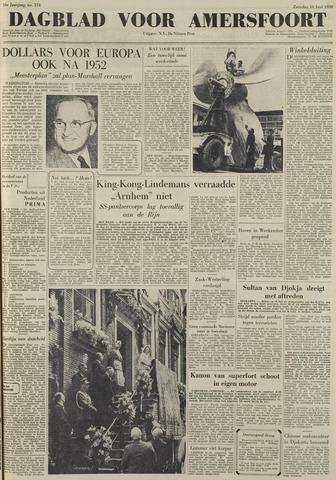 Dagblad voor Amersfoort 1950-06-10