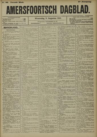 Amersfoortsch Dagblad 1910-08-31