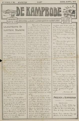 De Kampbode 1917-04-08