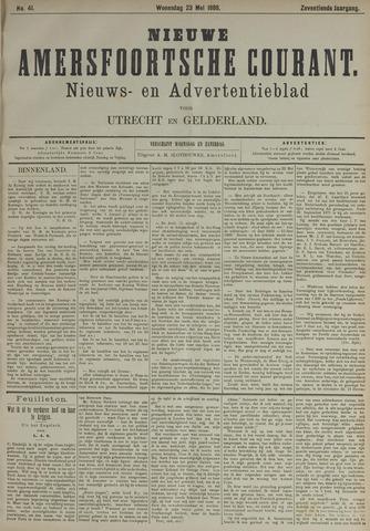 Nieuwe Amersfoortsche Courant 1888-05-23