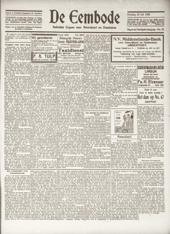 De Eembode 1935-07-23