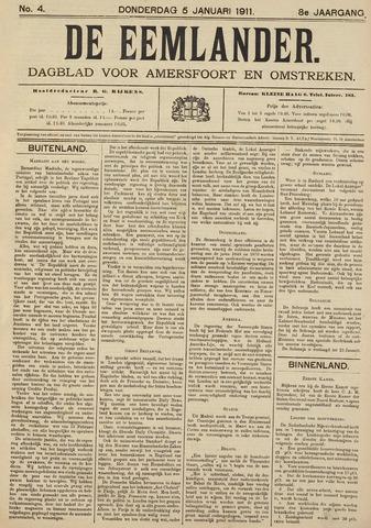 De Eemlander 1911-01-05
